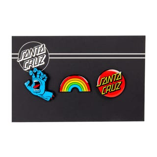 Hand Dot Pin Set