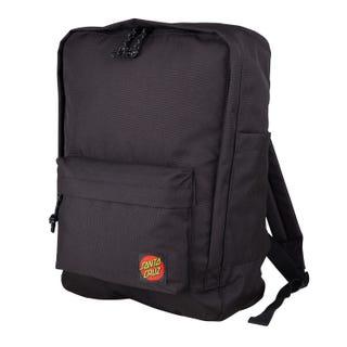 Santa Cruz Classic Label Backpack Black
