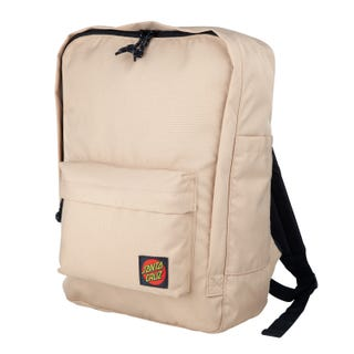 Santa Cruz Classic Label Backpack Sand