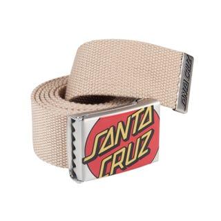 Santa Cruz Crop Dot Belt Sand