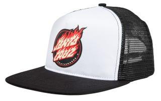 Flame Dot Cap