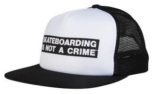 Not A Crime Cap