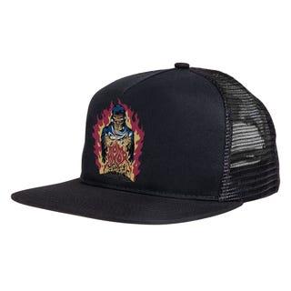 Santa Cruz Knox Firepit Cap Black