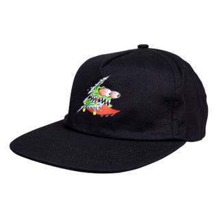 Santa Cruz Slashed Cap Dark Navy