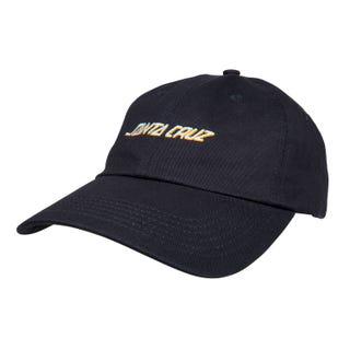 Santa Cruz Classic Strip Cap Black OS