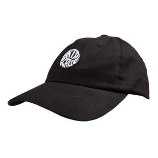 Santa Cruz Mako Dot Cap Black