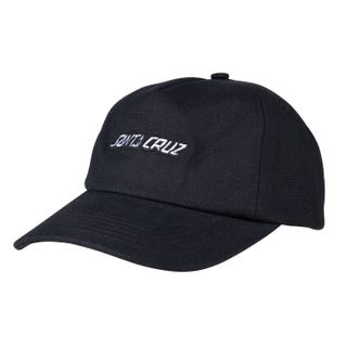 Santa Cruz Strip Cap Black