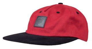 Santa Cruz Rigg Cap One Size Brick Red