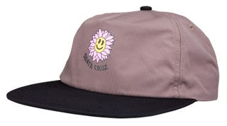 Santa Cruz Flower Cap Steel/Black