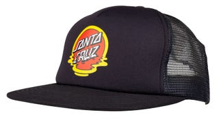 Santa Cruz Clothing Europe - Dot Reflection Cap Black