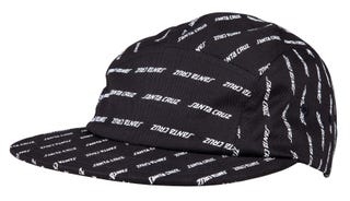 Santa Cruz Clothing Hats & Caps - Reign Cap Black