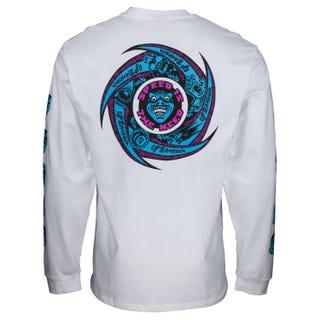 Speed Wheels Faces L/S T-Shirt