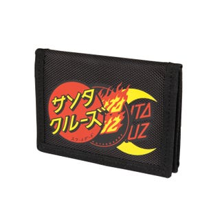 Santa Cruz Dot Group Wallet Black