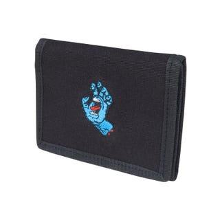 Santa Cruz Mini Hand Wallet Black