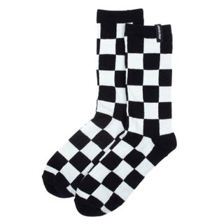 Warp Checker Sock