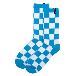 Warp Checker Sock