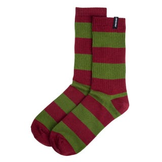 Santa Cruz Socks - Dip Sock Wine / Olive | Santa Cruz EU