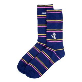 Mini Outline Hand Sock