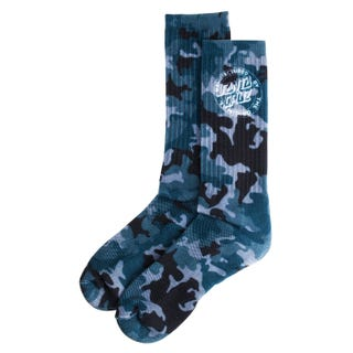 MFG Dot Camo Sock
