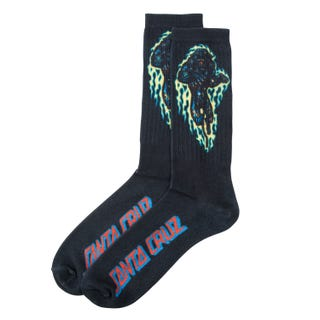 Cosmic Cat Sock
