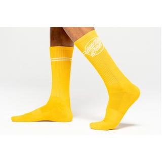 Opus Dot Stripe Socks