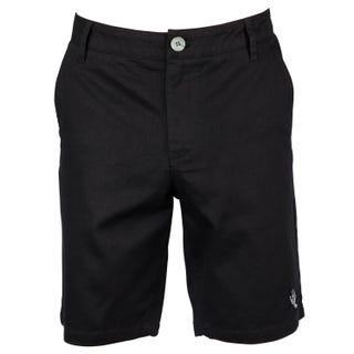Santa Cruz Screaming Mono Hand Walkshort Shorts Black