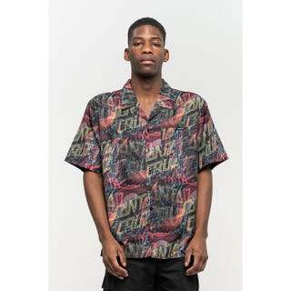 No Pattern Crash Shirt