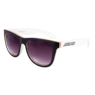 Santa Cruz Sunglasses - Bench Sunglasses White / Orange