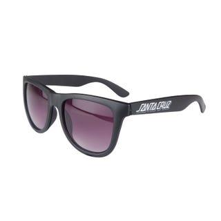 Santa Cruz Contra Sunglasses Black