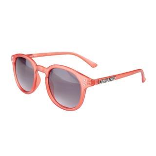Santa Cruz Watson Sunglasses Clear Red