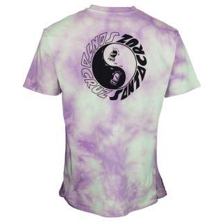 Scream Ying Yang Chest T-Shirt