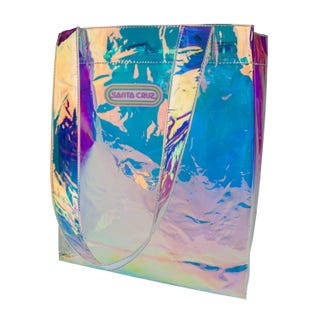 Santa Cruz Woodstock Shopper Tote Bag