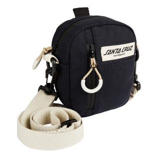 Santa Cruz Campus Shoulder Bag Black
