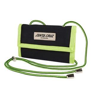 Santa Cruz Walker Wallet Shoulder Bag Black