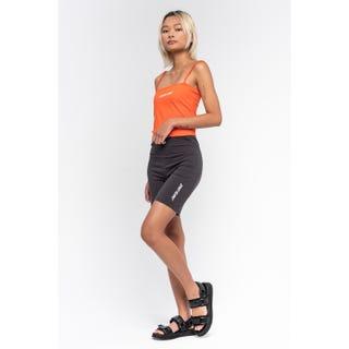 Strip Legging Short