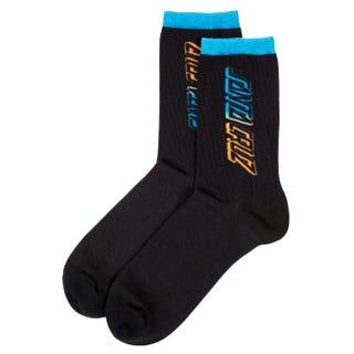 Classic Strip Fade Socks