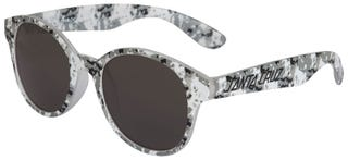Santa Cruz Accessories for Women - Tie-Dye Strip Sunglasses Black