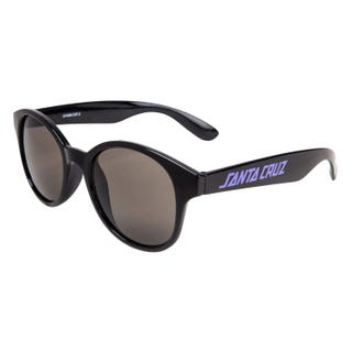Santa Cruz Sunglasses - Solar Sunglasses Black
