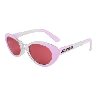Santa Cruz Sunglasses Tropicana Crystal Rose