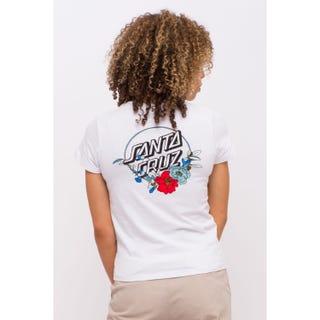 Floral Dot T-Shirt