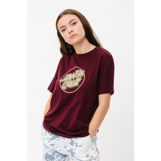 Linear Dot T-Shirt