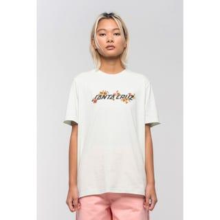 Poppy Strip T-Shirt