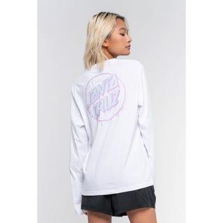 Drippy Dot L/S T-Shirt