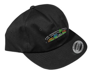 Santa Cruz UK & Europe TMNT Teenage Mutant Ninja Turtles Cap