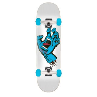 Santa Cruz Screaming Hand Complete Skateboard 7.5""