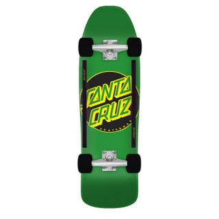 Santa Cruz Longboards. Other Dot 80'S Cruzer 31.7 Green