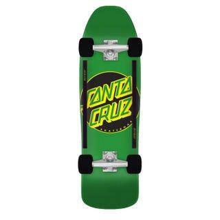 Santa Cruz Longboards. Other Dot 80'S Cruzer 31.7 Green