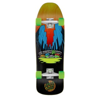 Santa Cruz Skateboards Completes TMNT Ninja Turtles 80s 8.39""
