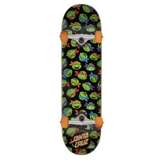 TMNT Allover Turtle 7.75""