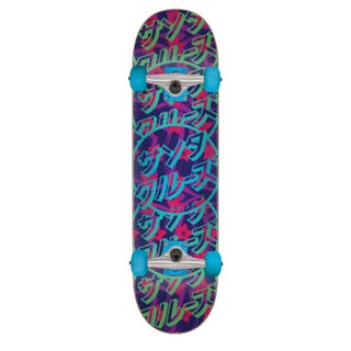 Blossom Dot Sk8 Completes 8""